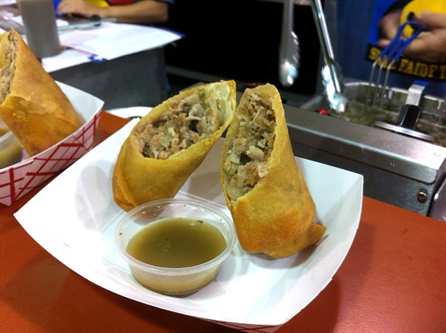 Fried Cuban roll, State Fair of Texas