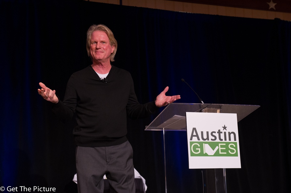 Austin Photo Set: News_Austin Gives_Roy Spence_Arden_Feb 2013