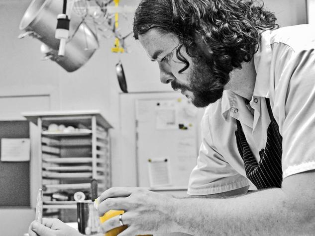 Adam Dorris free agent chef