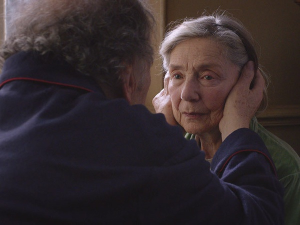 Amour, Emmanuelle Riva
