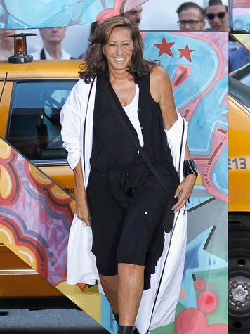 Fashion Week spring summer 2014 1 Donna Karan DKNY