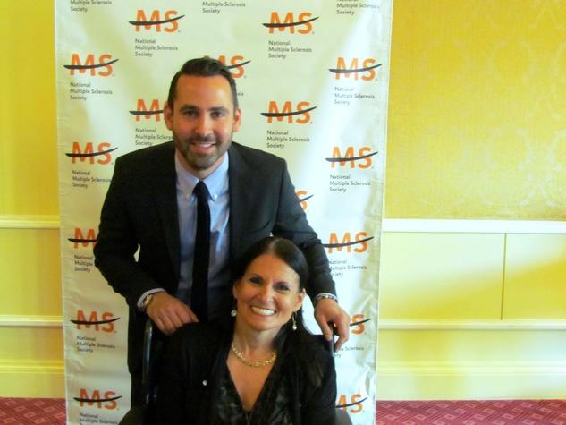 Ian Rosenberg, Lorraine Rosenberg, On The Move Luncheon