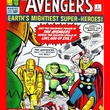 "News_The Avengers_First ""Avengers"" comic book"