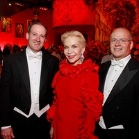 278 Beau Miller, from left, Lynn Wyatt and Patrick Summers Houston Grand Opera Ball April 2015