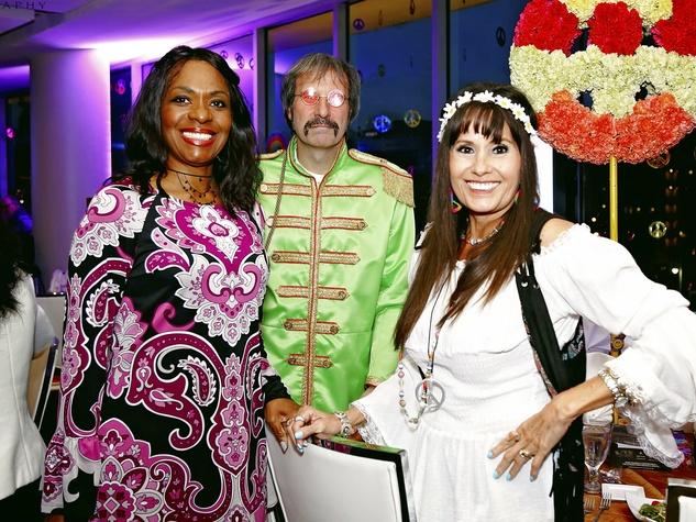 Peace Love Long Center 2017 GiGi Bryant Kevin Benz Olda Campos-Benz