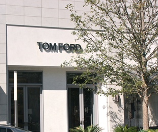 Tom Ford exterior River Oaks District
