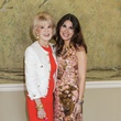 9586 Virginia Steppe, left, and Alissa Maples at the National Kidney Foundation luncheon May 2014