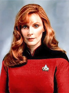 Beam me up: Mayor Parker's Star Trek attire - CultureMap Houston