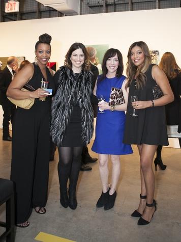Treva Gilkey, Rachel Roark, Tanya Carpenter, Malia Pinnix, art for advocacy