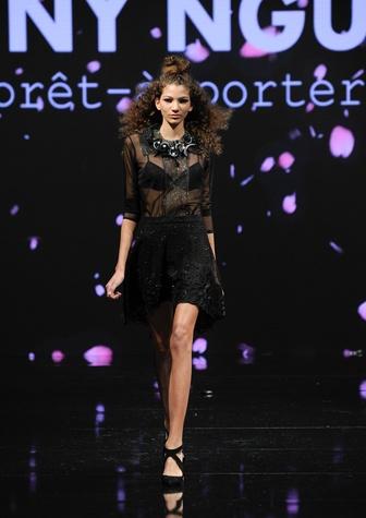 Danny Nguyen at Art Hearts Fashion Show