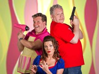 Shear Madness at Theatre Three in Dallas