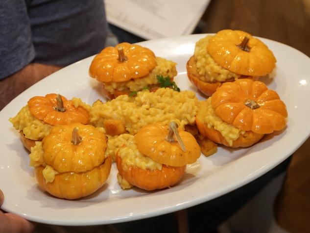 Risotto Festival Houston food