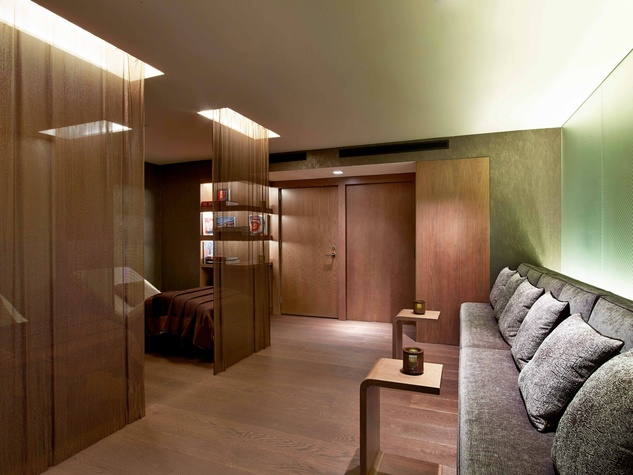 relaxation room, ESPA, The Jouleindy and Charlie Feld