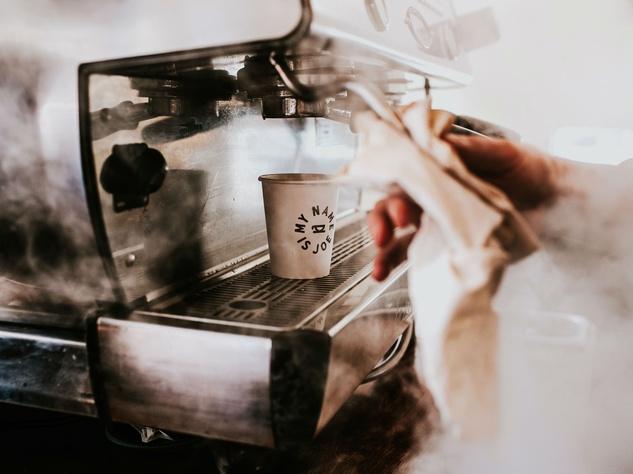 My Name is Joe Coffee Co Austin