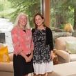 Houston PBS in Aspen, June 2016, Janet Clark, Renee Montague