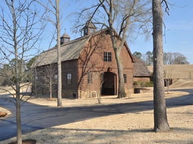 Timber Creek Ranch barn