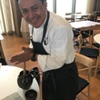 Xochi Hugo Ortega hot chocolate