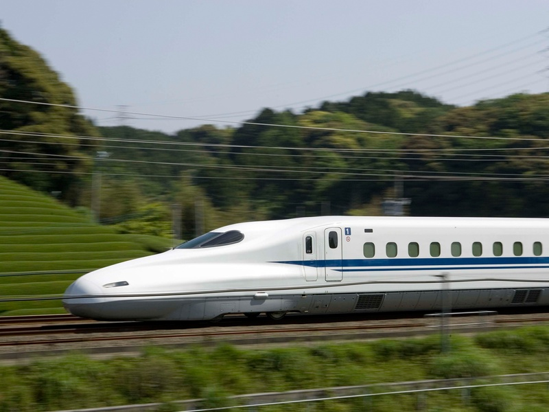 An analysis of the effects of highspeed trains on society