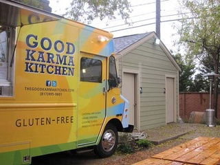 Good Karma Kitchen food truck