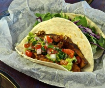 Tacodeli's Mojo Taco