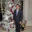 2 Dr. Paul Vitenas  at the Vitenas party December 2014