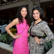 7 Mari-Ann Montoya, left, and Marisa Garcia at the West Ave Turns Pink party October 2013