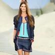Fashion Week spring summer 2014 Tommy Hilfiger Look 27