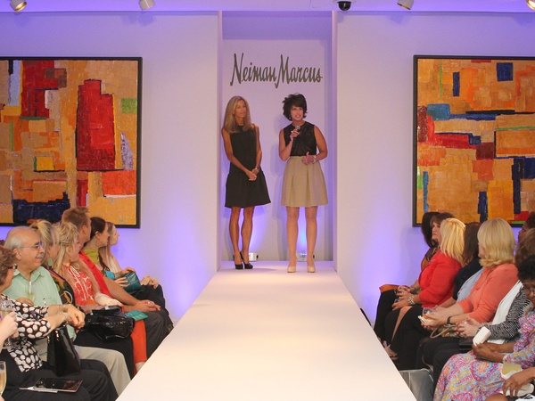 Fashion&#39;s Night Out, Neiman Marcus, September 2012, 3303, Janet Hobby, Melissa Grobmyer