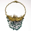 'Swirling Sea' necklace by Salvador Dali