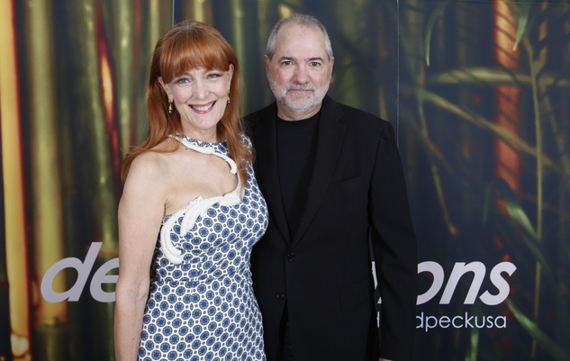Gracie and Bob Cavnar