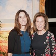 452 Tracey Pruzan, left, and Ellie Cullman at the Theta Charity Antiques Show preview party November 2013