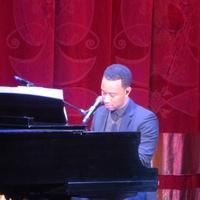 John Legend performing at Sundance Film Festival