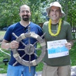 16 Mark Danna, left, and Mark Smith at Anything That Floats 2014