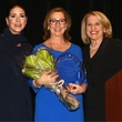 Patti Flowers, Linda Secrest, Sandy Ammons, jld milestones luncheon