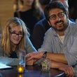 Holly Hunter and Ray Romano in The Big Sick