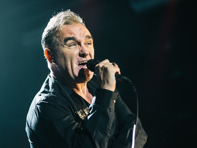 Morrissey at Austin Music Hall