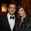 63 Ali and Haydeh Davoudi at the Baker Institute 20th Anniversary Gala November 2013