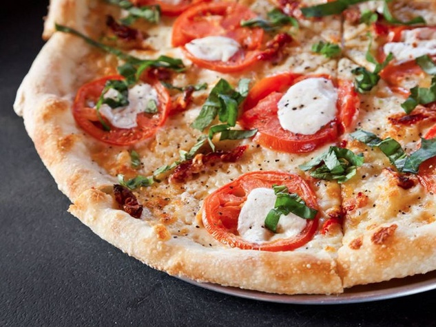 Spartan Pizza Austin Margherita Zeus