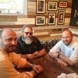Lance Fegen, Lee Ellis and Travis Lenig of Liberty Kitchen