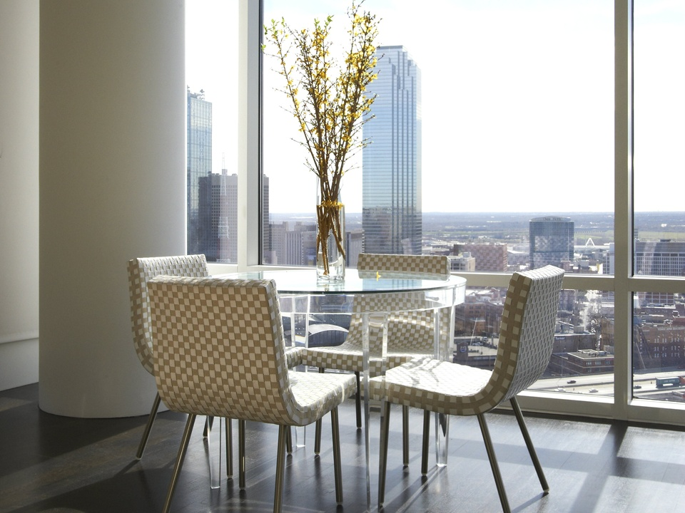 W Residence, Dallas, Glam Retreats