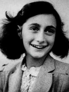 """Lecture: """"Anne Frank, The Girl That Never Was"""" with Rolf Wolfswinkel"""