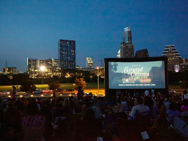 Sound & Cinema in Austin