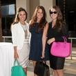 Sophie Leblanc, Lauren Levi and Katie Hunzinger, partners card kickoff