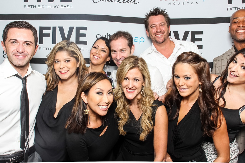 9 Smilebooth CultureMap Fifth Birthday Bash October 2014