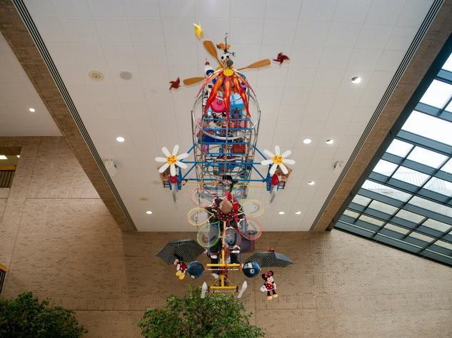 Mobile at Texas Scottish Rite Hospital for Children