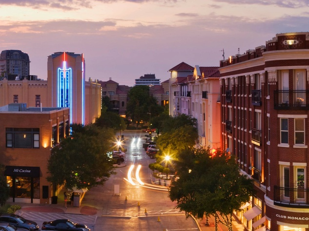 West Village in Dallas