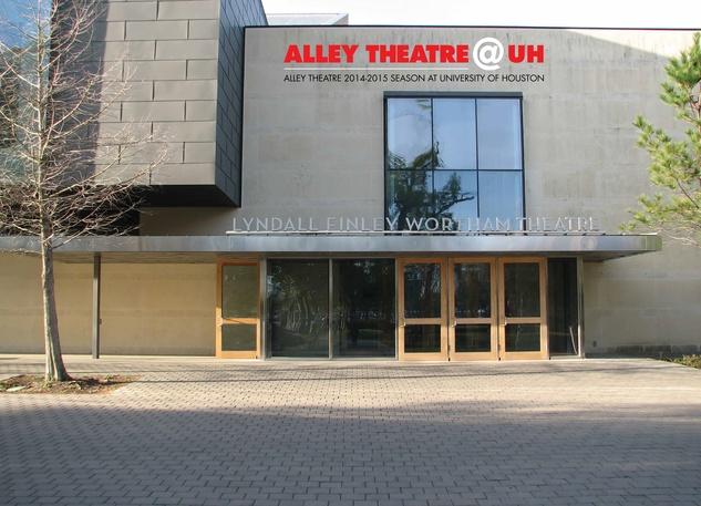 Alley Theatre @UH