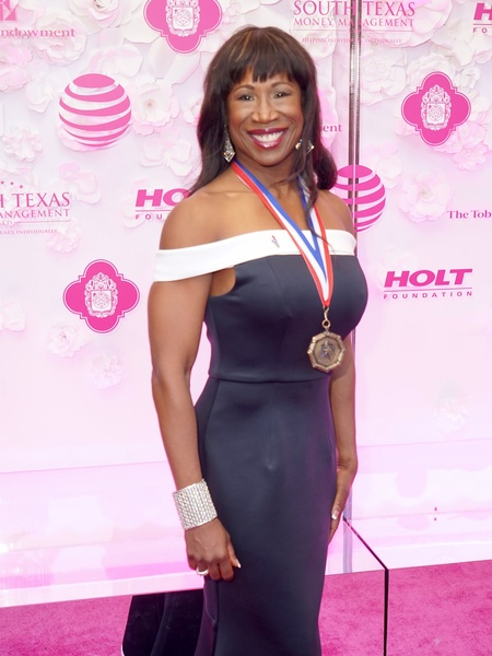 Texas Medal of Arts Awards Lauren Anderson