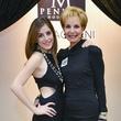 2 Laura Max Nelson, left, and Leisa Holland Nelsonat Dress for Dinner February 2014