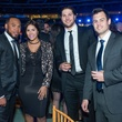 Astros Diamond Gala, Jan. 2016, Luis & Magela Valbuena, Jake Marisnick, Preston Tucker